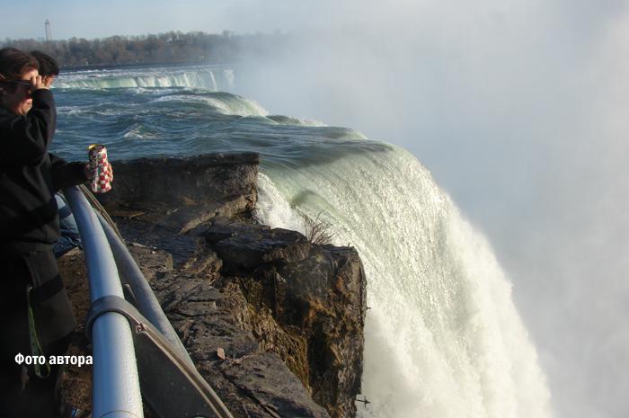 Однодневный тур на Ниагарский водопад с русскоязычным гидом